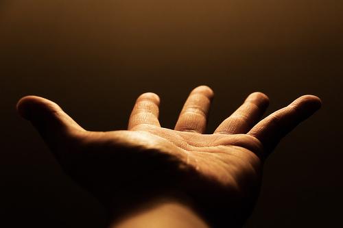 Reach-Out-Hand