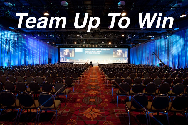sanders says this should be your theme for your 2016 sales conference